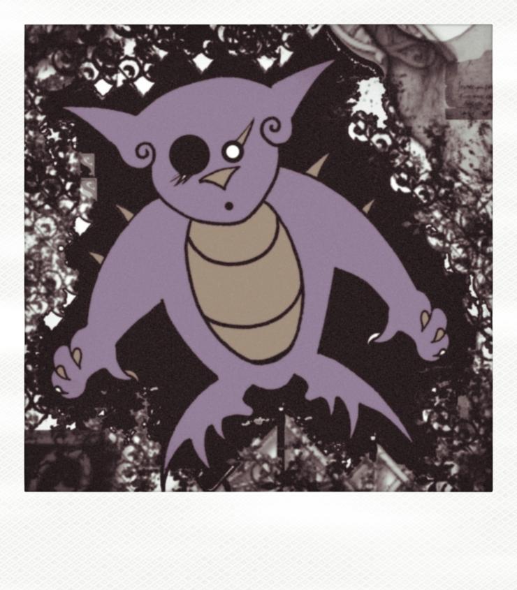 Bome's polaroid