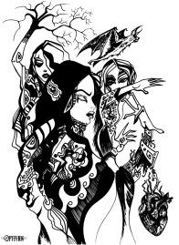 Optivion-The Lamia Three