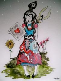 "optivion-""alice in wonderland"""