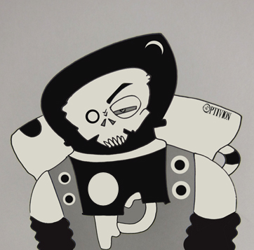 Optivion-Skull Armstrong