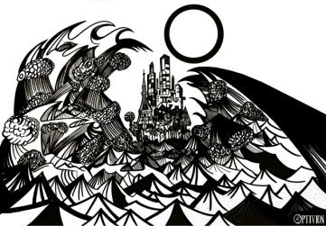 Optivion - The Tsunami DOS