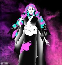 Sorceress Sakura by Optivion
