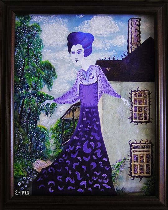 Optivion - The Lady from Sengoku