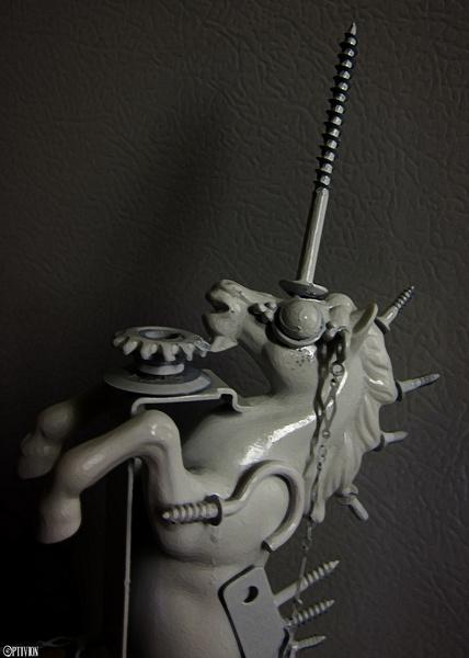 Unicorn by Optivion