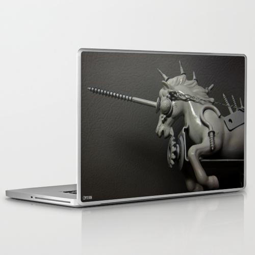 Unicorn Labtop by Optivion