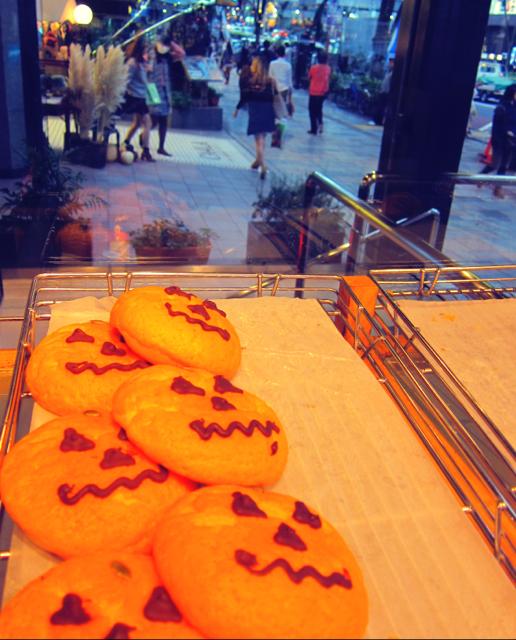 Optivion - Omotesando Halloween Pumpkins!