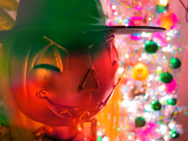 Optivion - Halloween in Christmas Land