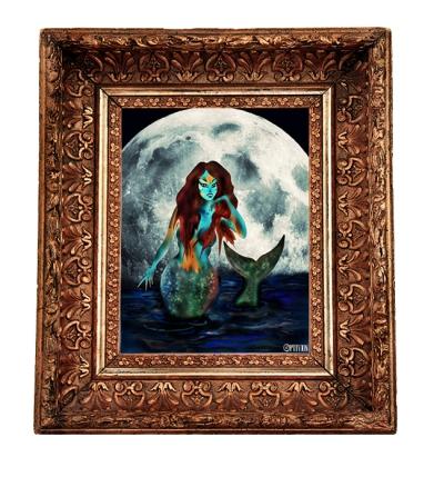 Optivion -The last Mermaid in frame