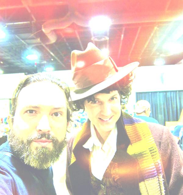 Doctor Who and Optivion