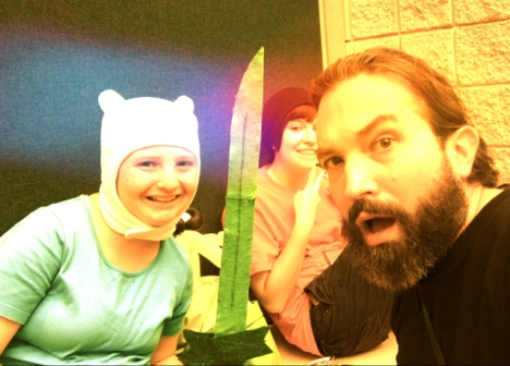 Florida Tampa Bay Comic Con - adventure time cosplay