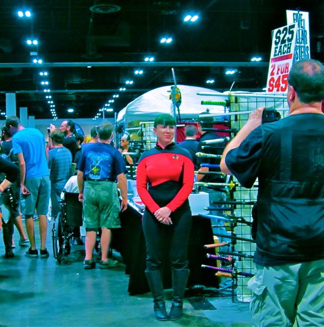 Florida Tampa Bay Comic Con - Engage
