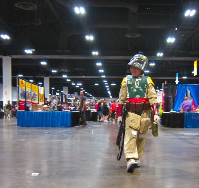 Florida Tampa Bay Comic Con - groovy