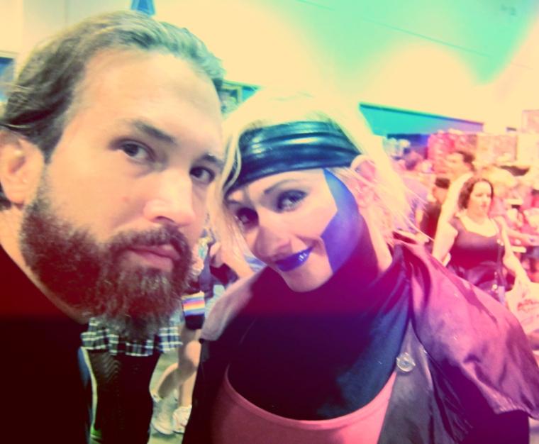 Florida Tampa Bay Comic Con - Love Gambit marvel