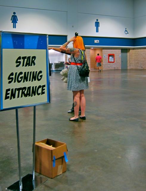 Florida Tampa Bay Comic Con - Stars?