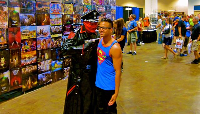 Florida Tampa Bay Comic Con - Superman