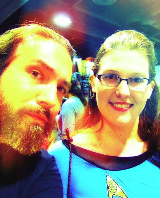 Florida Tampa Bay Comic Con - The StarTrek Girl copy