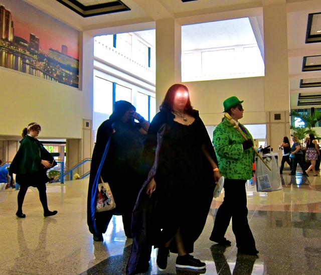 Florida -Tampa Bay Comic Con