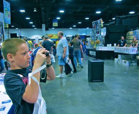 Florida The Tampa Bay Comic Con - Gotcha