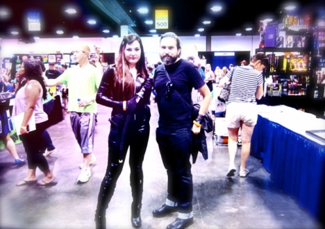 Florida The Tampa Bay Comic Con - Meow