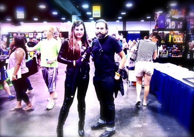 Florida The Tampa Bay Comic Con - Meow