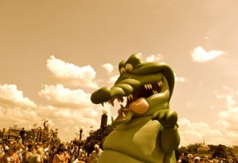 Optivion - Alligator