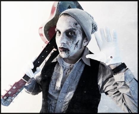 %22optivion%22 - halloween zombie groove