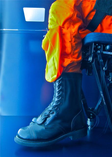 Nasa Boots by OptivioN