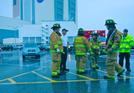 nasa fireman by optivion