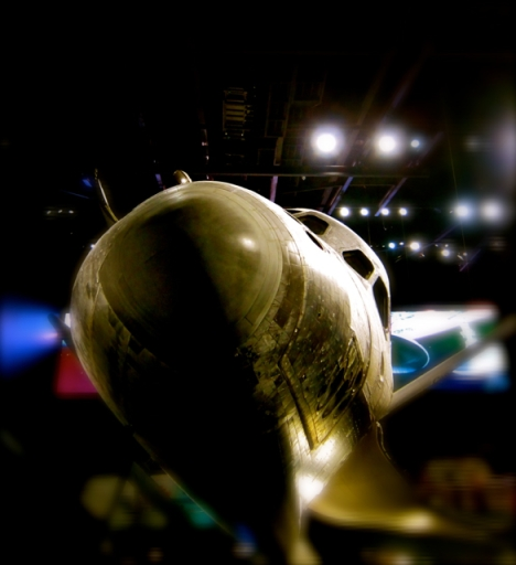 Nasa Space Atlantis