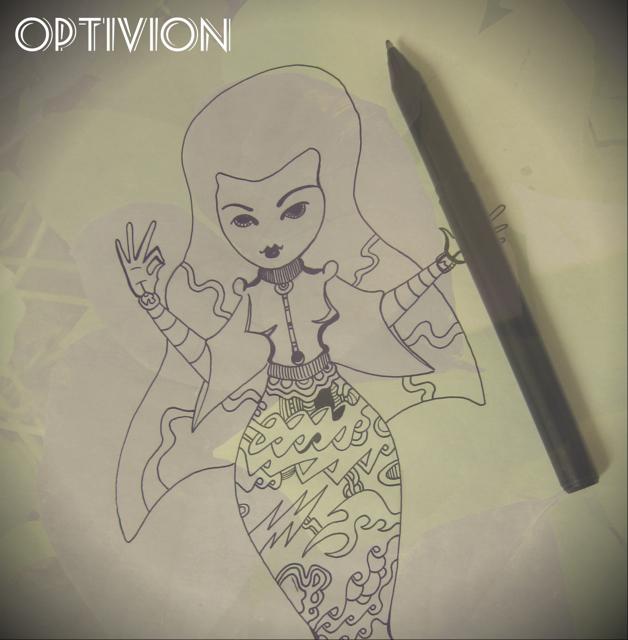 OPTIVION - Gothic Art