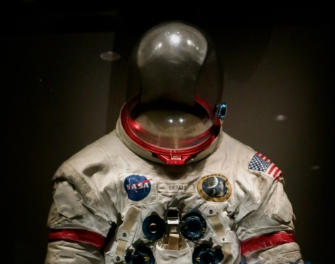 Optivion - NASA APOLLO SUIT