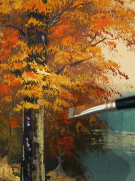 Optivion - The Autumn Tree