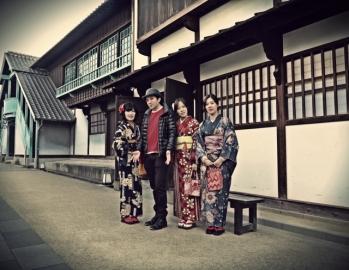 Optivion - girls in Kimono Japan