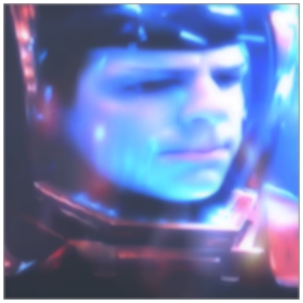 optivion -  nasa social spock