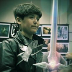 Optivion - megacon sword