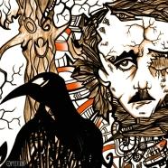 optivion - poe raven illustration