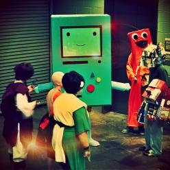 Optivion - robots