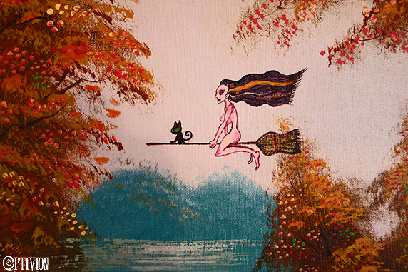 Optivion - Autumn has Shotgun