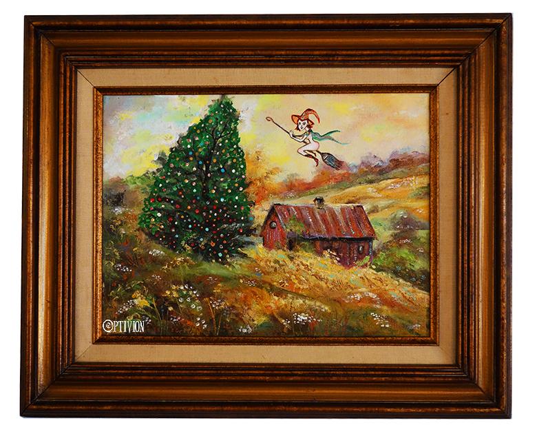 OptivioN - Wilderness Lodge Christmas